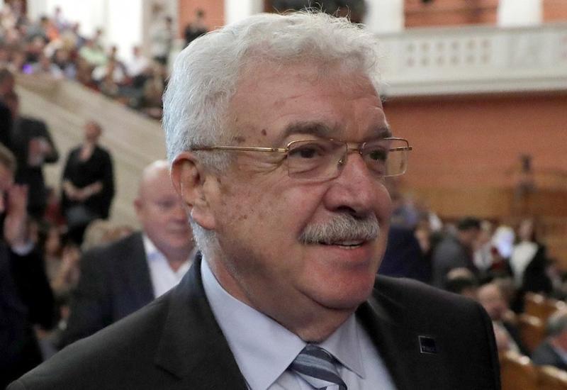 Михаилу Гусману вручена награда Государственной Думы