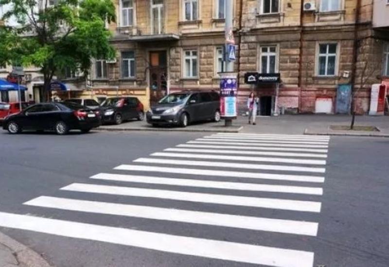 Трагичное ДТП в Баку: автомобиль сбил насмерть женщину на переходе