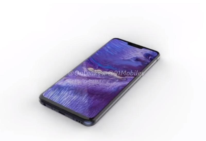 "Новый флагманский смартфон LG G8 показали на камеры <span class=""color_red"">- ВИДЕО</span>"