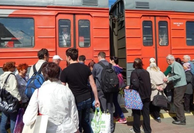 От границы с Россией до Махачкалы можно будет добраться на электричке