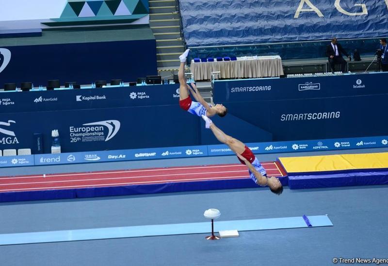 Олимпийские призеры выступят в Баку