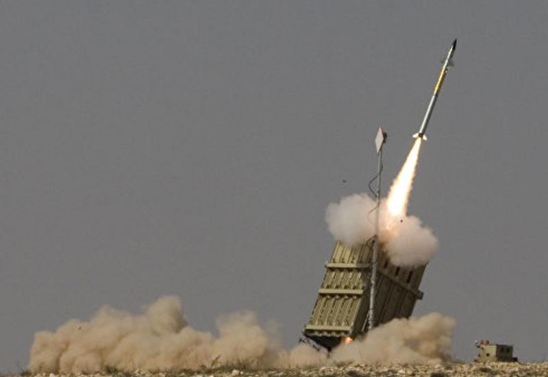 Израильские военные заявили о перехвате ракеты, выпущенной из Сирии