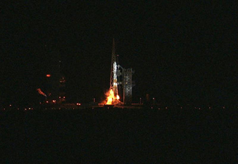 В Калифорнии стартовала сверхтяжелая ракета-носитель Delta IV-Heavy