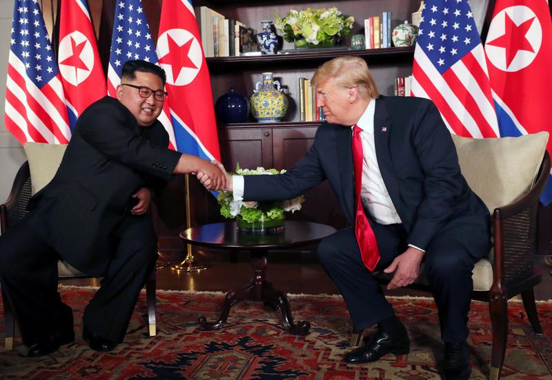 СМИ назвали возможное место встречи Трампа и Ким Чен Ына
