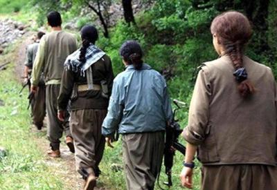 """PKK-çı qadın: """"Təşkilata qatılanlara ilk bunu edirlər"""" <span class=""""color_red"""">- VİDEO</span>"""
