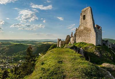 Самые необычные места Восточной Европы