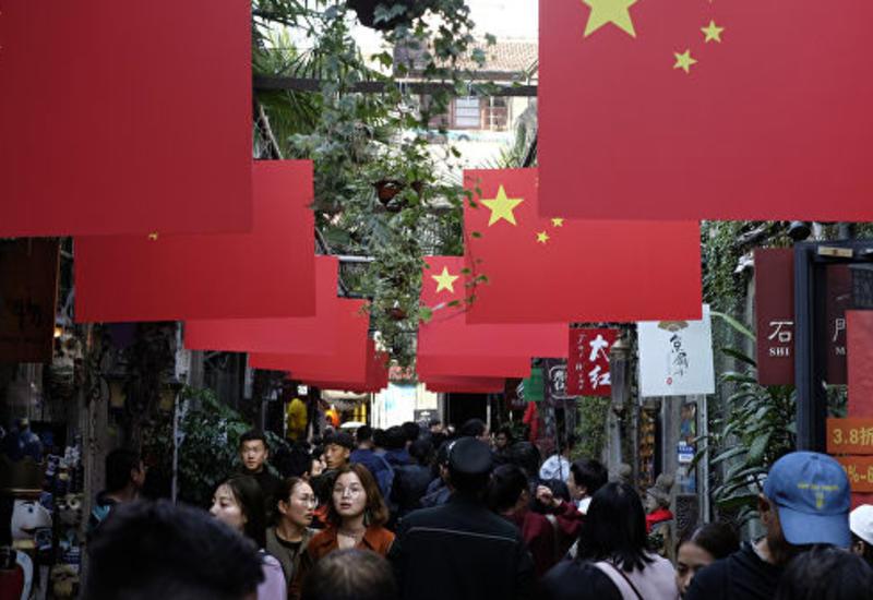 К концу 2018 года население Китая значительно увеличилось