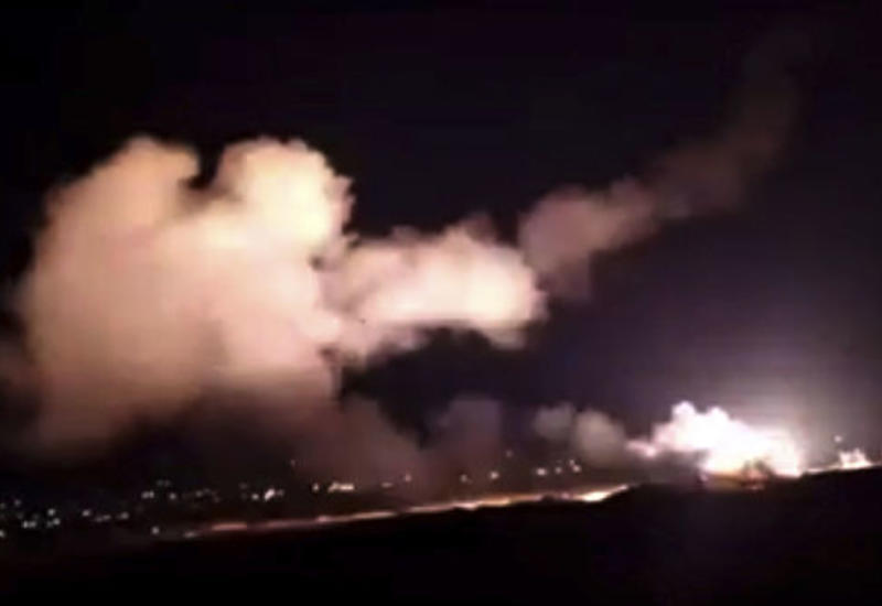 В Израиле назвали удар по Сирии ответом на попытку обстрела Голанских высот