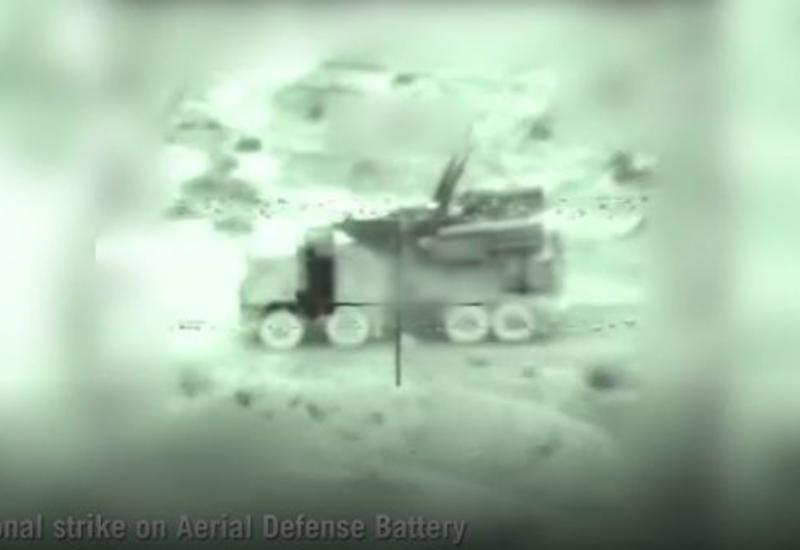 """Израильские военные распространили видео уничтожения двух установок ПВО Сирии <span class=""""color_red"""">- ВИДЕО</span>"""