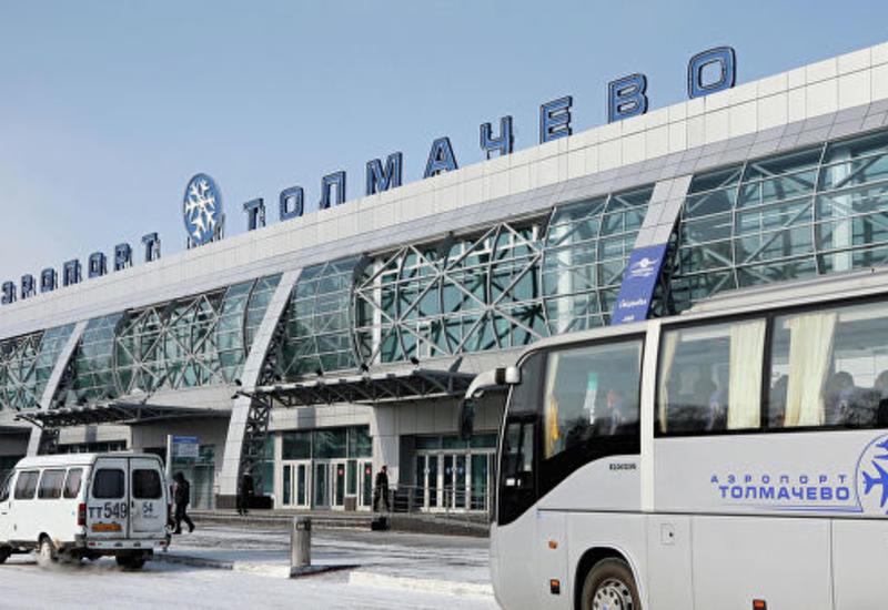 В России задержали вылет самолета