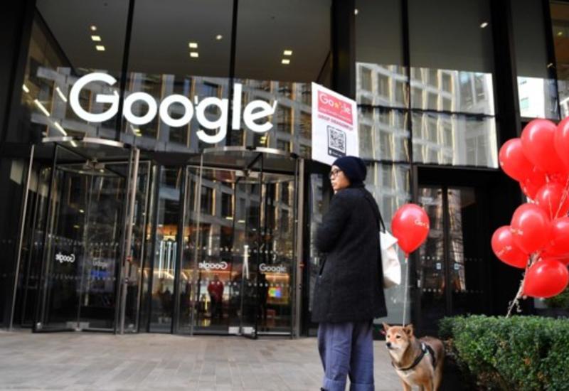 Франция наложила на Google колоссальный штраф