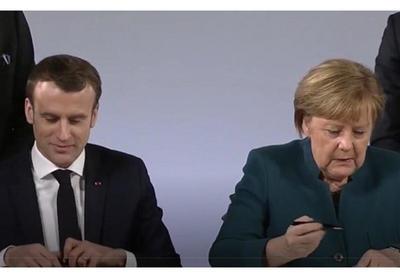 Almaniya ilə Fransa Avropa ordusu qurmaq üçün ilk addımı atdı