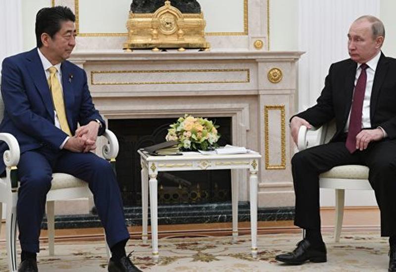 Россия и Япония подтвердили заинтересованность в мирном договоре