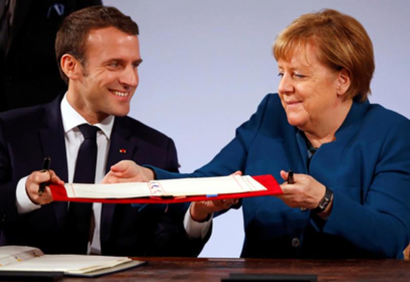 Германия и Франция отказываются от НАТО?