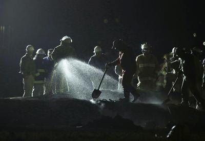 Meksikada boru kəmərinin partlaması nəticəsində ölənlərin sayı 96 nəfərə çatıb