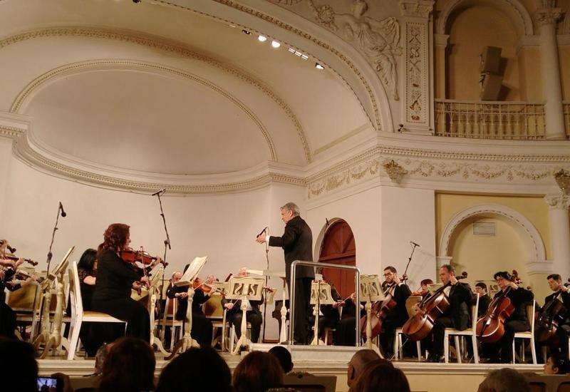 В Филармонии состоится прекрасный концерт симфонической музыки