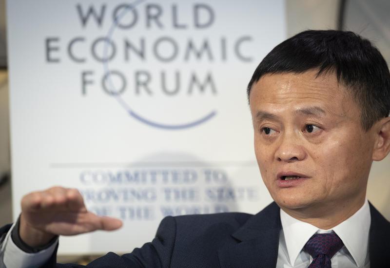Джек Ма подтвердил планы покинуть Alibaba