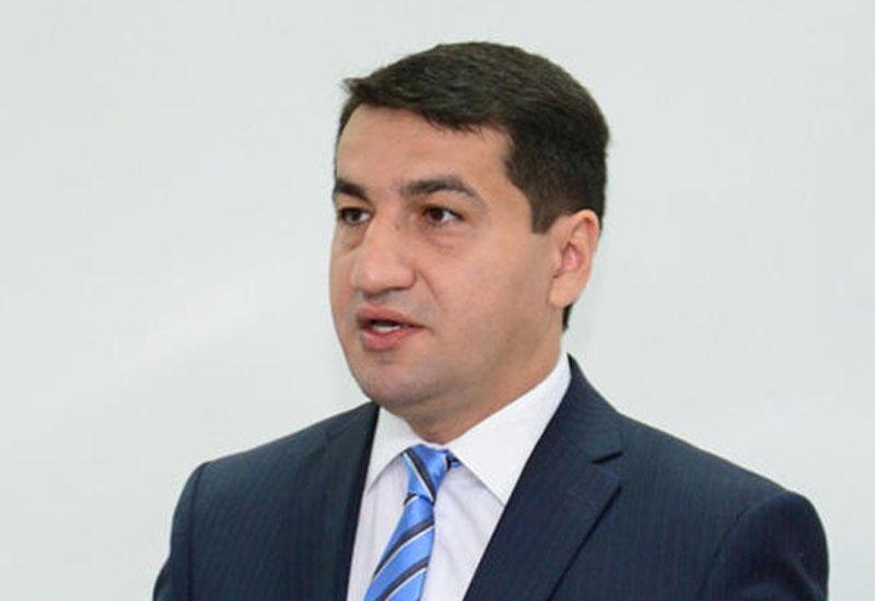Хикмет Гаджиев об итогах встречи Президента Ильхама Алиева и Никола Пашиняна в Давосе