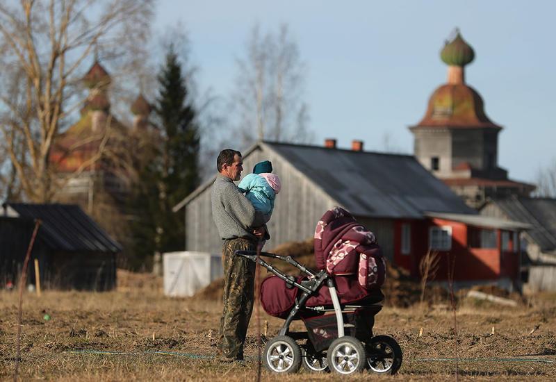 Население России сократилось впервые за десять лет