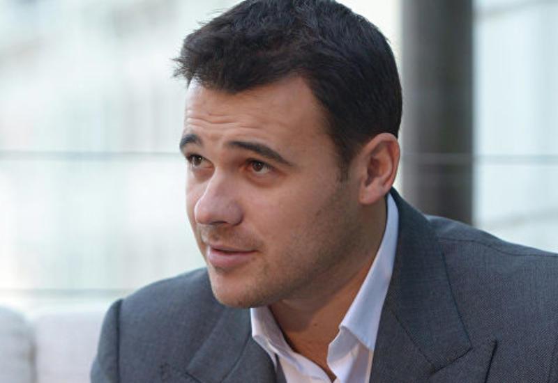 Эмин Агаларов ответил на обвинения США