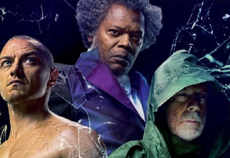 Новый фильм Шьямалана «Стекло» лидирует вмировом прокате