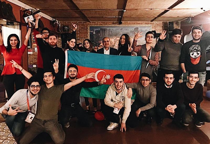 """Как азербайджанская молодежь и ветераны покоряли Сочи <span class=""""color_red"""">- ФОТО - ВИДЕО</span>"""