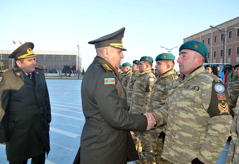 Азербайджан направил миротворцев в Афганистан