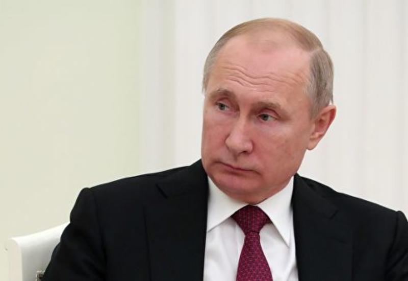 Путин об интересах Турции в сфере обеспечения своей безопасности