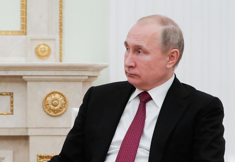 Путин о выводе войск США из Сирии