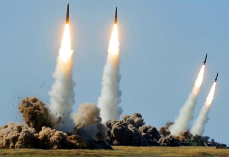 Несколько ракет упали в«зеленой зоне» столицы Ирака— Удар поБагдаду