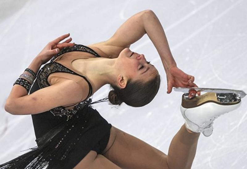 """Азербайджанская спортсменка поразила своим выступлением <span class=""""color_red"""">- ВИДЕО</span>"""