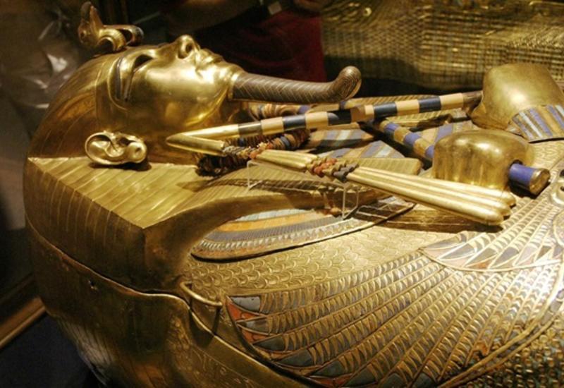 """В Египте полностью восстановили """"проклятую"""" гробницу Тутанхамона <span class=""""color_red"""">- ВИДЕО</span>"""