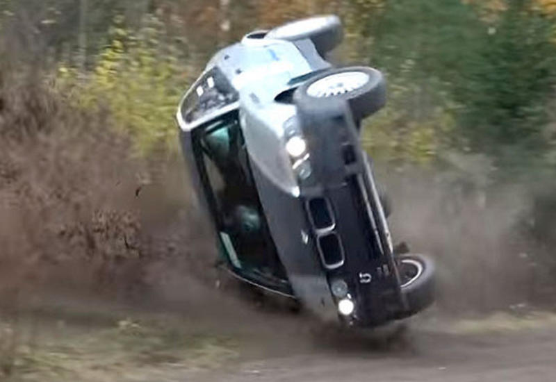 """Фанат собрал видеоподборку аварий BMW <span class=""""color_red"""">- ВИДЕО</span>"""