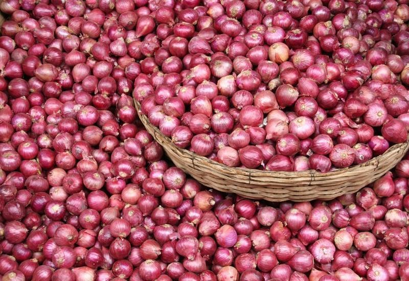 Турция сняла запрет на экспорт лука из Азербайджана