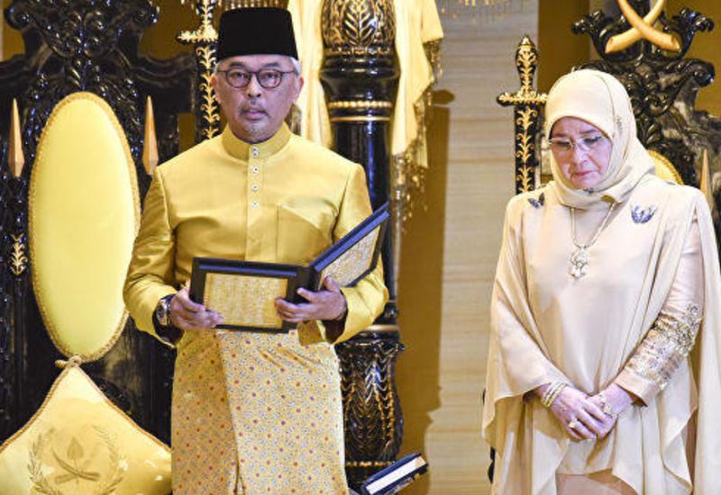 Избран новый король Малайзии