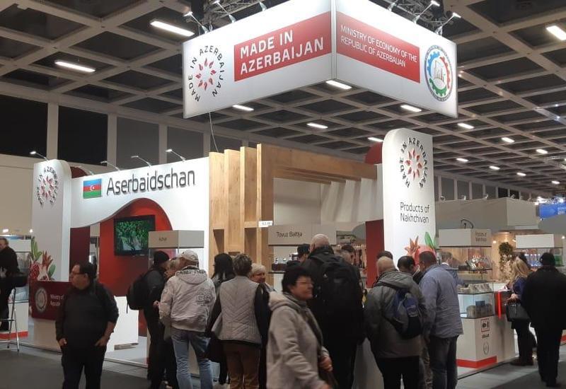 Азербайджанские товары выходят на немецкий рынок