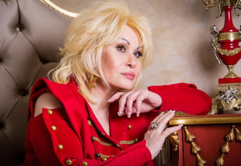 Ниса Гасымова выступит с сольным концертом во Дворце Гейдара Алиева