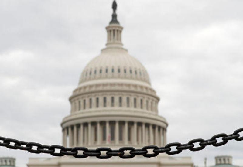 В США заговорили об угрозе безопасности из-за шатдауна