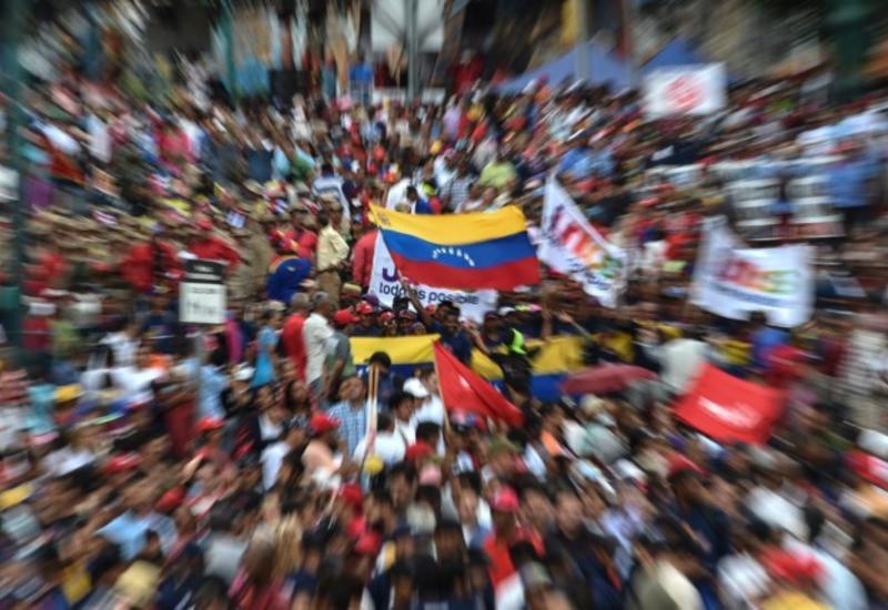 Акции протеста в Венесуэле: задержаны почти 110 человек