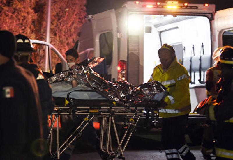 Число жертв ужасного взрыва в Мексике достигло 107