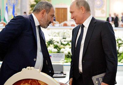 Скандал после скандала: Пашинян отредактировал сообщение о своем разговоре с Путиным