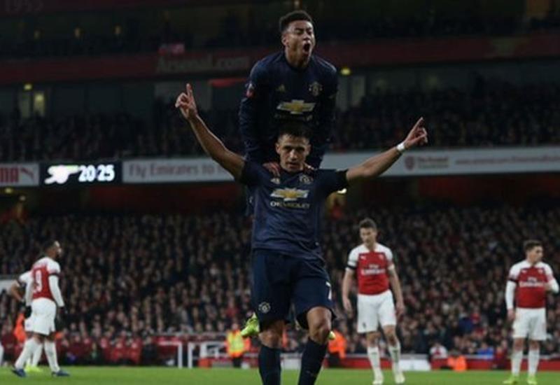 «Манчестер Юнайтед» обыграл «Арсенал» и вышел в 1/8 финала Кубка Англии