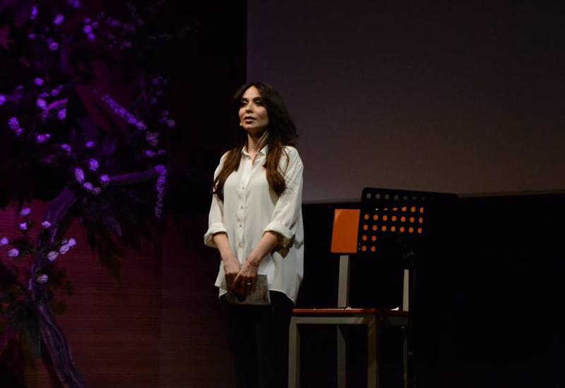 В Центре мугама состоялась презентация книги поэтессы Нигяр Гасанзаде