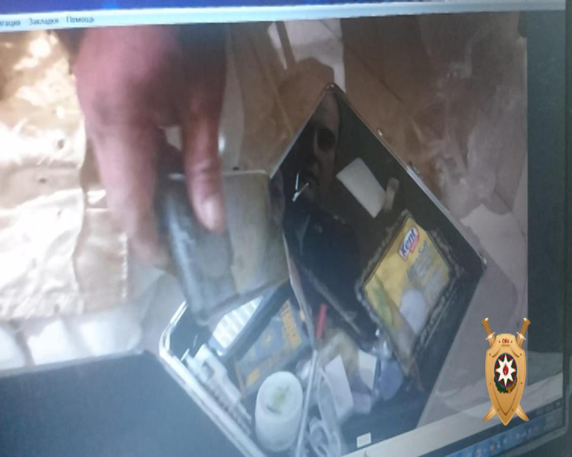 В Баку задержали наркоторговца