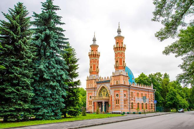 Во Владикавказе открылась мечеть Мухтарова, отреставрированная при личной поддержке Президента Азербайджана