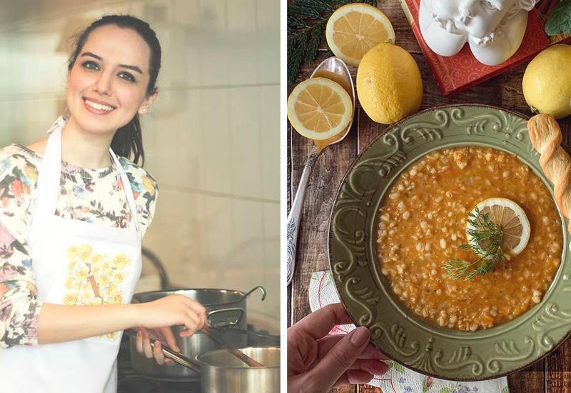 Турецкий суп для счастливого брака – Рецепт от Или Мамедовой