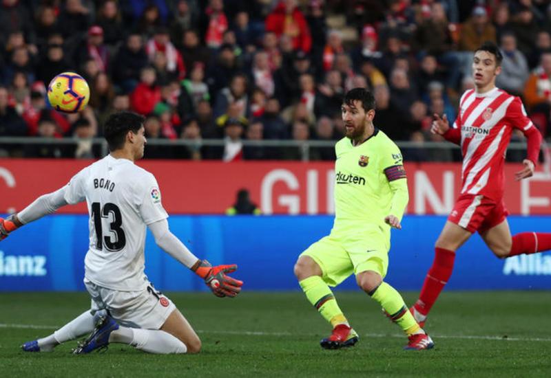 «Барселона» выиграла 8-й матч подряд в Ла Лиге