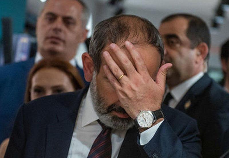 Глава КС Армении подал в суд на Пашиняна