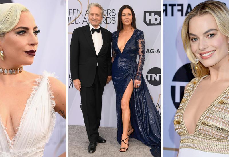 Победители и самые элегантные гости SAG Awards-2019