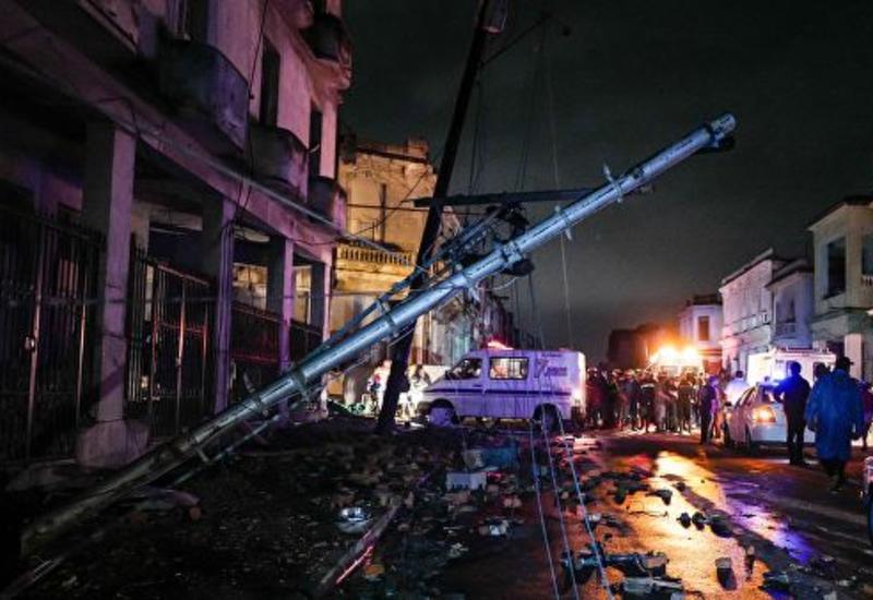 На Кубе бушует торнадо, число жертв растет